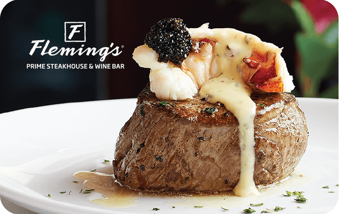 Fleming's Prime Steakhouse & Wine Bar eGift Card