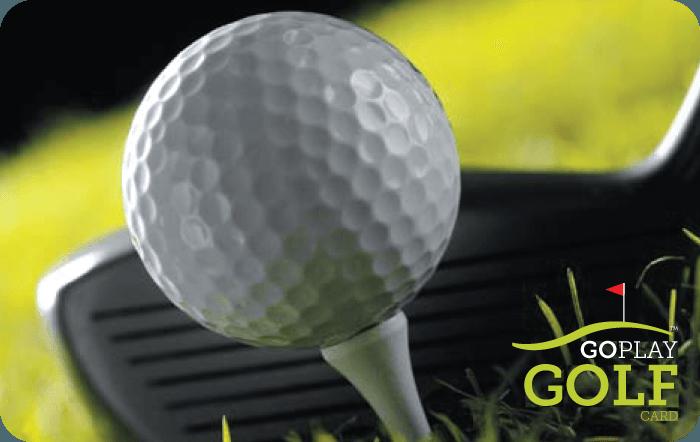 Go Play Golf Gift Card