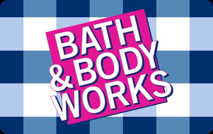 Promotion of Bath & Body Works eGift
