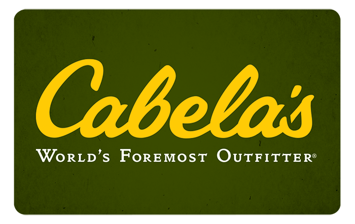Cabelas eGift Card