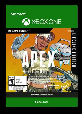 XBOX Apex: Lifeline Edition $19.99
