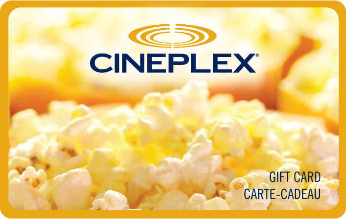 Cineplex eGift Card