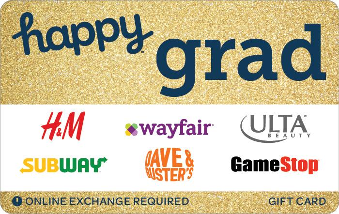 Happy Grad eGift Card