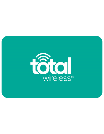 Promotion of Total Wireless Prepaid Phone Card (e-delivery)