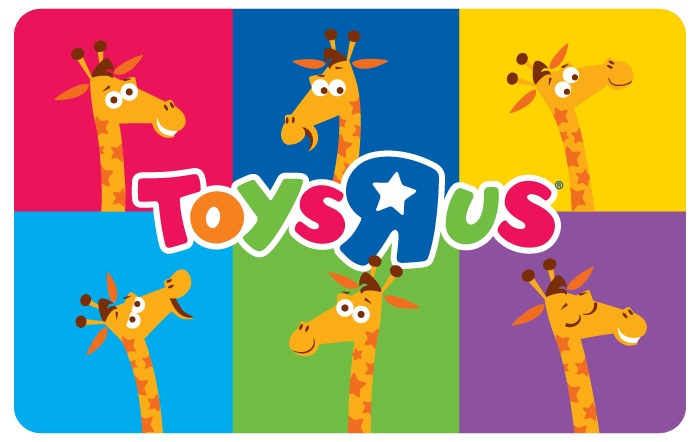 The Toys R Us eGift Card for Canada