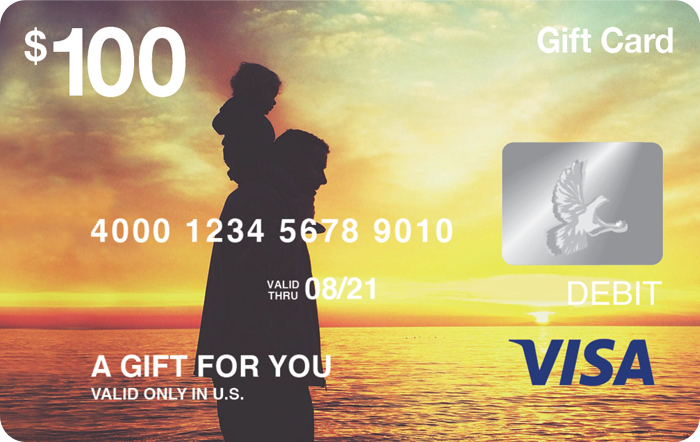 Father Son Visa® Gift Card