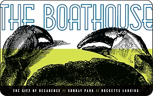 The Boathouse eGift Card
