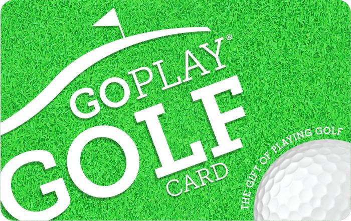 Go Play Golf Gift Cards