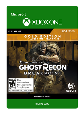 XBOX Ghost Recon Breakpoint GE Digital Download