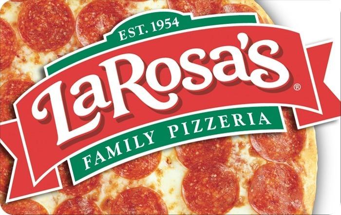 LaRosas Pizzeria Gift Card