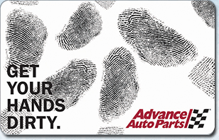 Advance Auto Parts eGift