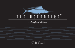 Oceanaire Gift Card