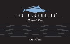 Oceanaire Restaurants Gift Card
