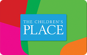 The Children's Place and Gymboree eGift