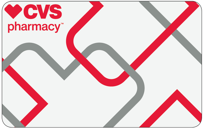 CVS Pharmacy Gift Card