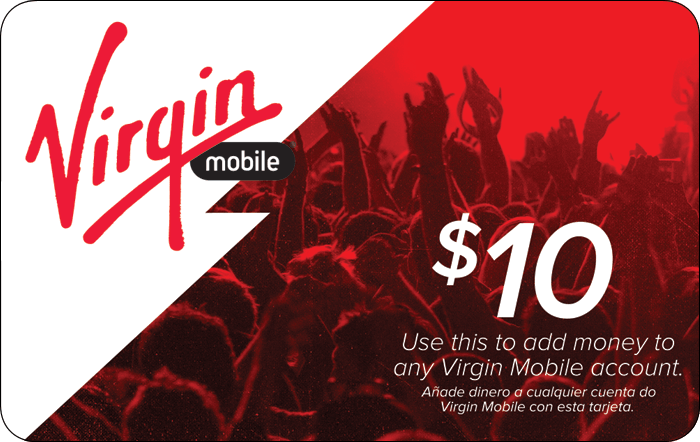 virgin prepaid phone card e delivery - Buy Prepaid Card