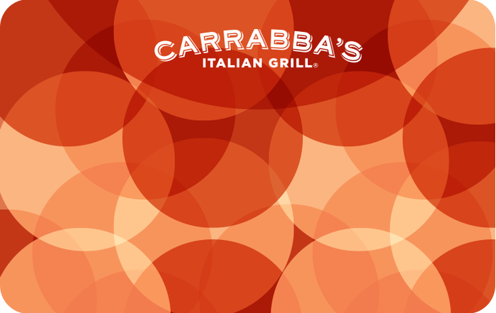 Carrabba's Gift Card