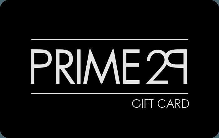 Prime29 Gift Card