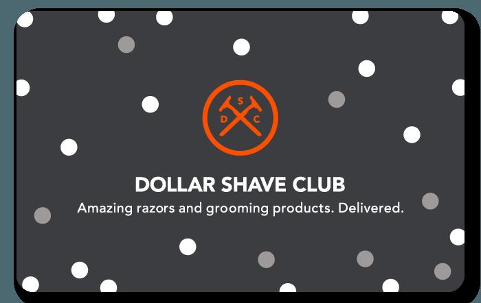 Dollar Shave Club eGift Card