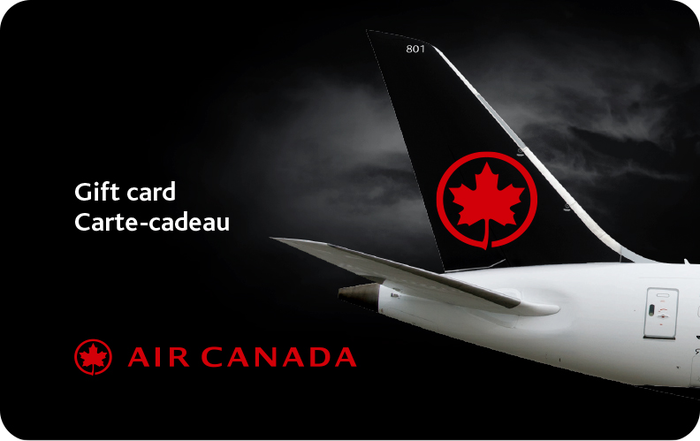 Air Canada eGift Card