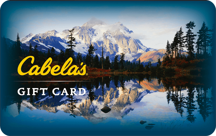 Cabela's eGift