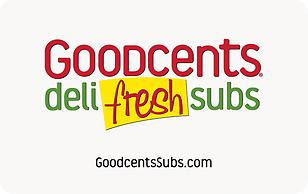 Goodcents Deli Fresh Subs eGift Card