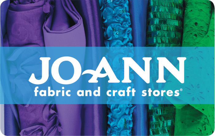 Joann Stores Gift Cards