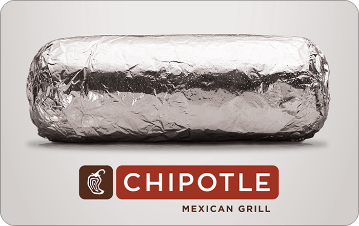 Chipotle Mexican Grill eGift