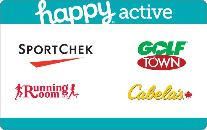 Happy Active Card