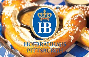 Hofbrauhaus Pittsburgh eGift