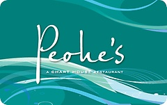 Peohes Gift Card