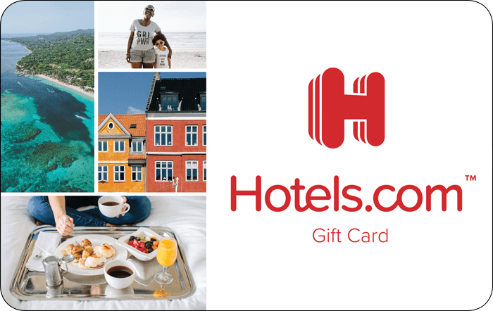 Hotels.com eGift Card