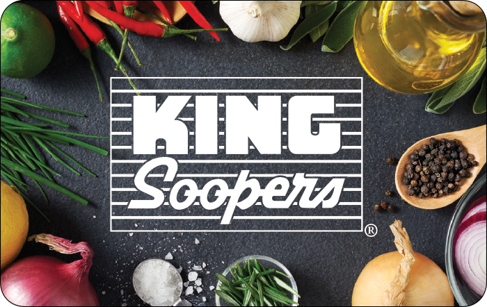 Kroger King Soopers Gift Card