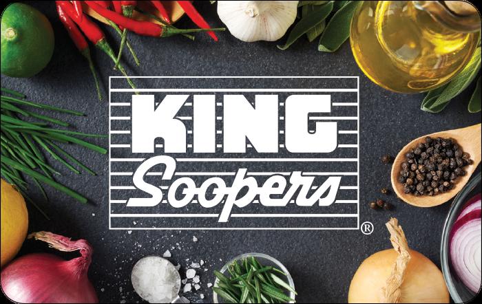 Kroger King Soopers Gift Card