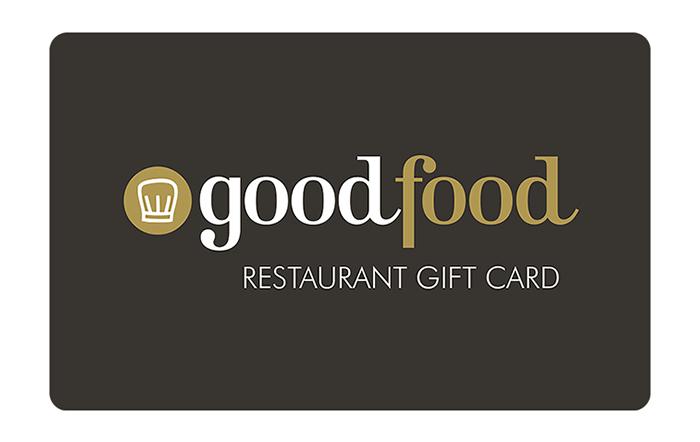 Good Food Gift Card