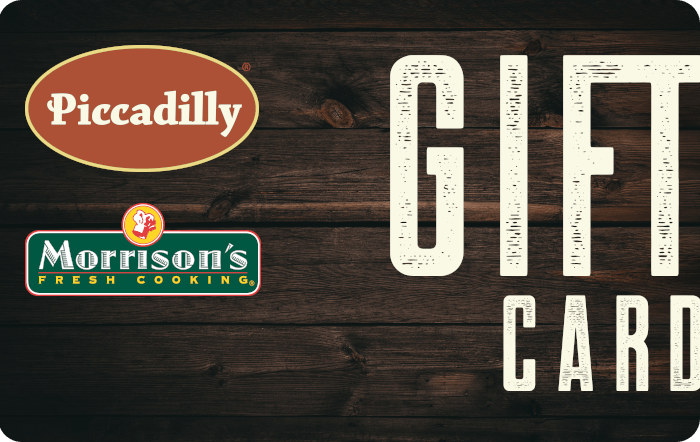 Piccadilly Restaurants Gift Card