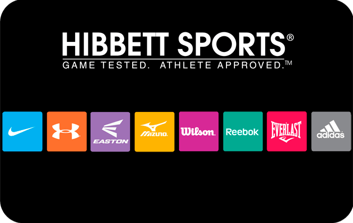 d914395cdc7b58 Hibbett Sports Gift Card