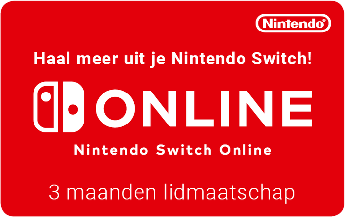 Nintendo Switch 12M 19.99EUR eGift