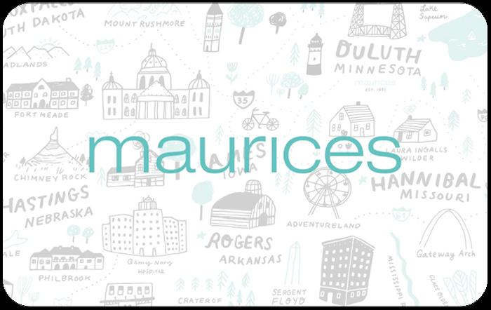 maurice's Gift Card