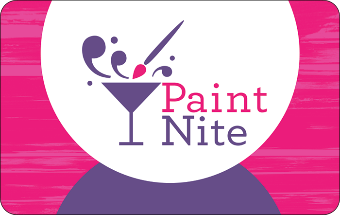 Paint Nite Gift Card