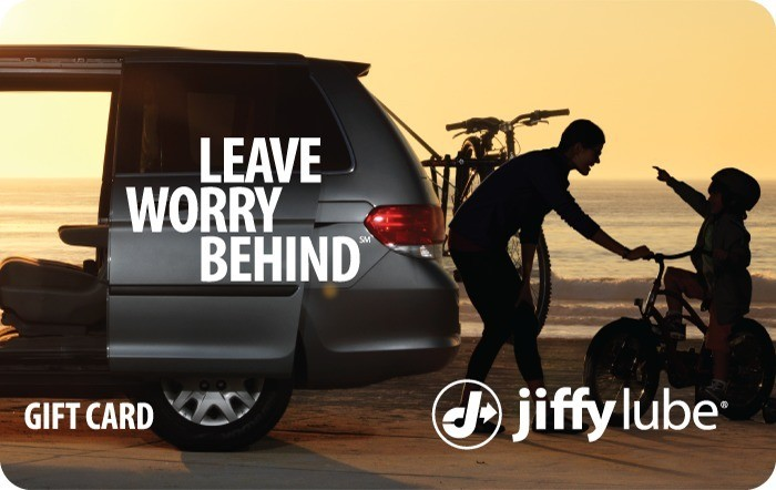 Jiffy Lube Everyday Gift Card