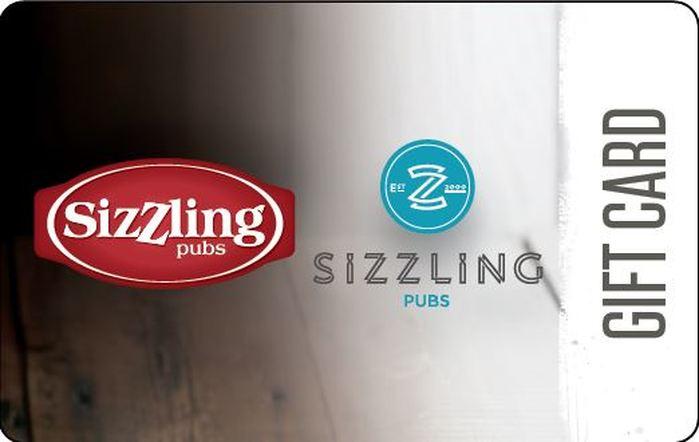 Sizzling Pubs eGift