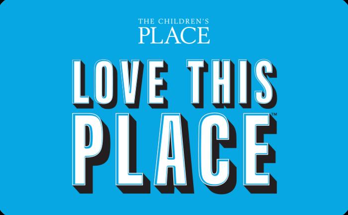 The Children's Place eGift Card