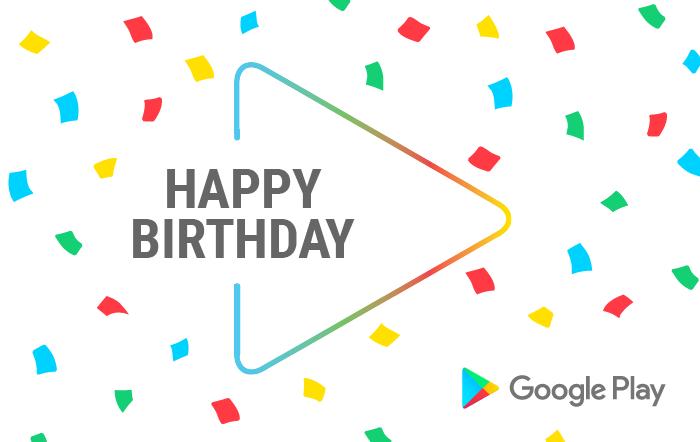 Google Play Store eGift Card