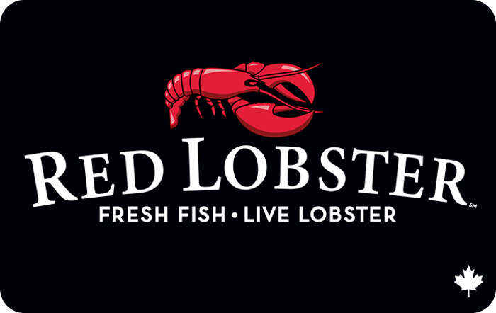 picture regarding Red Lobster Printable Menu named Pink Lobster eGift Card GiftCards.ca