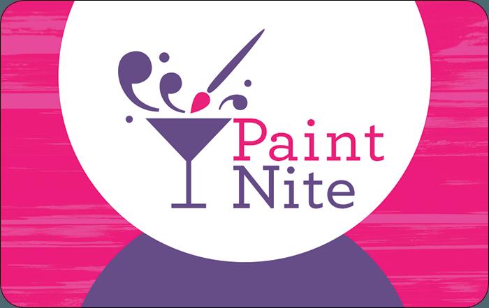 Paint Nite eGift Card