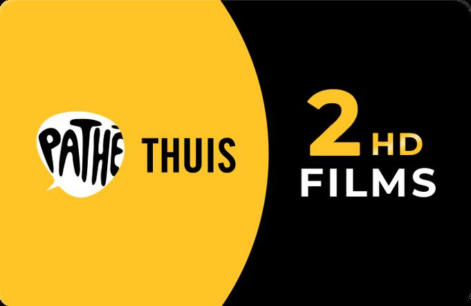 Pathé Thuis eGift - 2 HD films