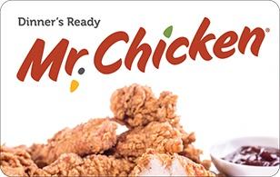 Mr. Chicken eGift Card