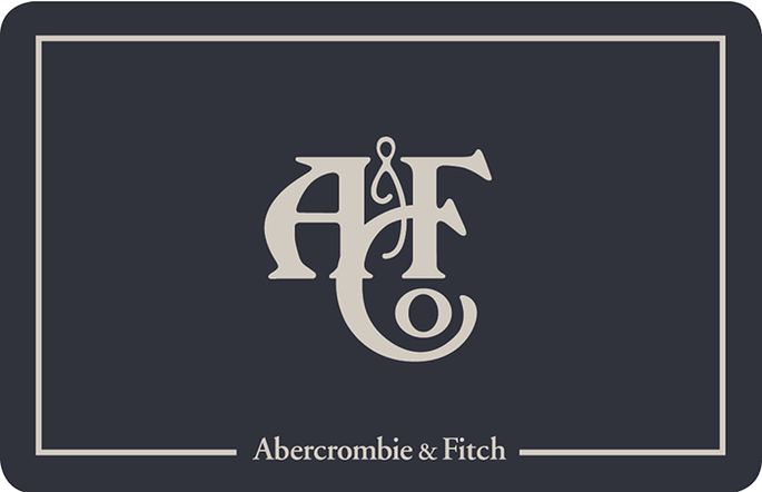 Abercrombie & Fitch eGift