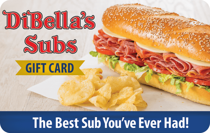 DiBellas Subs eGift Card